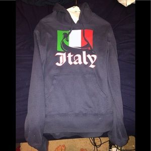 Epcot Italy pullover hoodie
